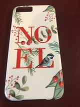 I-Phone 6 Christmas Phone Case - NOEL in Batavia, Illinois