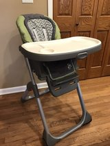 Graco DuoDiner 3-in-1 Convertible High Chair in Joliet, Illinois