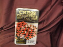 Chess and Checkers and Tic Tac Toe in Alamogordo, New Mexico