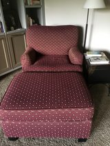 Chair/Ottoman - Moving Must Sell in Kingwood, Texas