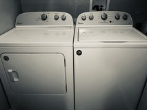 WHIRPOOL - washer and dryer in perfect condition. in Fort Knox, Kentucky