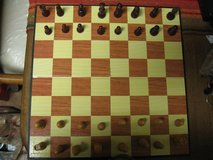 Chess Board & Pieces in Kingwood, Texas