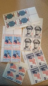 Postage stamps in Bartlett, Illinois
