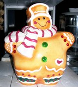 Gingerbread Man Cookie Jar in Pasadena, Texas