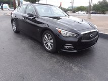 2017 Infiniti Q50 3.0T Premium 4dr Sedan (Call or Text me 2Day!! Ms. Toni) 210-468-9469 in Fort Sam Houston, Texas