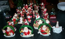 30 Coca Cola Ornaments in Pasadena, Texas