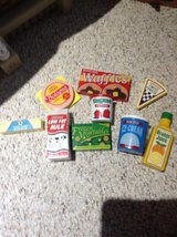 Melissa and Doug wooden play food in Clarksville, Tennessee