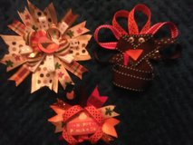 Holiday Hair bows in Montgomery, Alabama