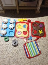 Cookie and muffin shape sorter in Clarksville, Tennessee