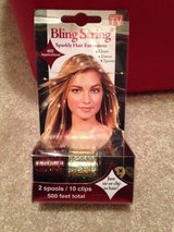 Hair bling-brown and gold New in Warner Robins, Georgia