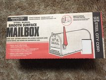 MAILBOX (Standard size) *** Steel Smooth Surface *** NEW IN BOX *** in Fort Lewis, Washington