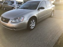2005 Nissan Altima 2.5S in Fort Campbell, Kentucky