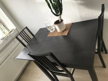IKEA Table with Chairs set in Wiesbaden, GE