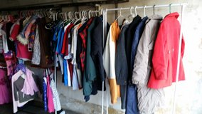 winter jackets and shirts, kids clothes in Baumholder, GE
