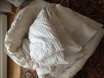 Feather Comforter Bed Quilt in Ramstein, Germany