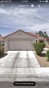 for lease in Nellis AFB, Nevada