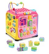VTECH Alphabet Cube Toy in Kingwood, Texas