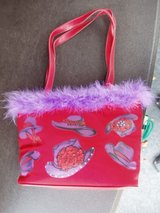 Red Hat Society Purse in Aurora, Illinois