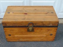 Lovely Antique Trunk in Oswego, Illinois