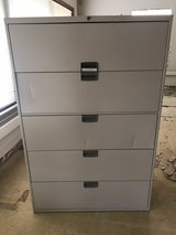 File Cabinet / 5 Drawer in Plainfield, Illinois