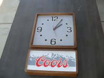 ==  Coors Clock  == in 29 Palms, California