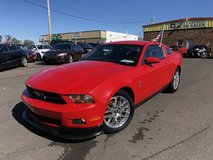 2012 FORD MUSTANG PREMIUM COUPE 2D V6 3.7 Liter in Fort Campbell, Kentucky