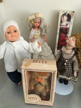 Doll collection in Fairfield, California