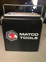 Matco Tools Metal Cooler in Camp Lejeune, North Carolina