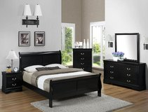 Queen Bed, New in box Reduced in Spring, Texas