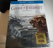 Game of thrones season 1-7 blu ray and digital. New. in Watertown, New York
