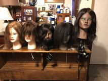 Practice Mannequin Heads in Fort Knox, Kentucky