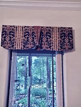 REDUCED!!!    Valances in Kingwood, Texas