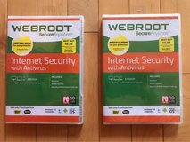 New Webroot Internet Security Plus Antivirus in Sandwich, Illinois