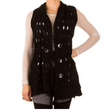 New Knitted Buttoned Gilet in Ramstein, Germany