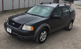 2007 Ford Freestyle SEL in Spring, Texas
