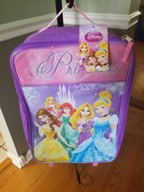 Disney princess backpack with wheels in Plainfield, Illinois