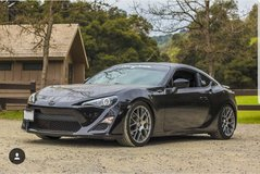 2013 Scion FRS in Travis AFB, California
