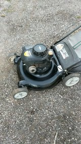 5hp 21 inch mower withbag in Alamogordo, New Mexico