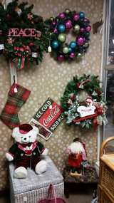 Christmas items in Fort Campbell, Kentucky