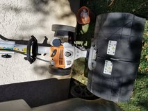 Stihl roto tiller/ power broom in Yucca Valley, California