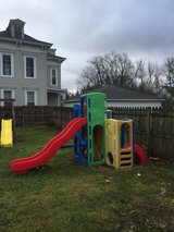 Little Tikes Playground in DeKalb, Illinois