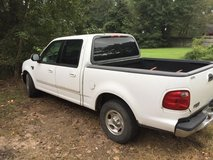 2002 Ford F 150 supercrew in Kingwood, Texas