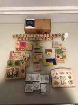 Rubber stamps/scrapbooking stamps in Warner Robins, Georgia
