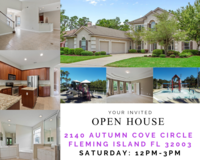 Open House: your invited! in Jacksonville, Florida