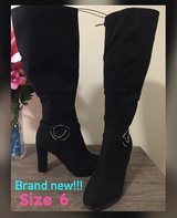 Brand New Impo Boots! Size 6! Super cute! Retails $80 at DSW now! in Fort Lewis, Washington