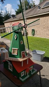 Windmill - for the Holidays in Kingwood, Texas