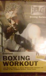 Everlast Boxing Workout DVD in Chicago, Illinois