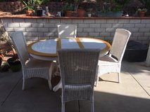 Kitchen table with 4 chairs in Oceanside, California