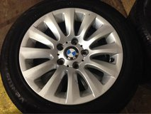 """BMW rims and tires 16"""" in Stuttgart, GE"""