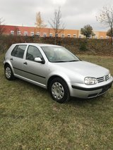 2002 VW Golf IV, automatic in Hohenfels, Germany